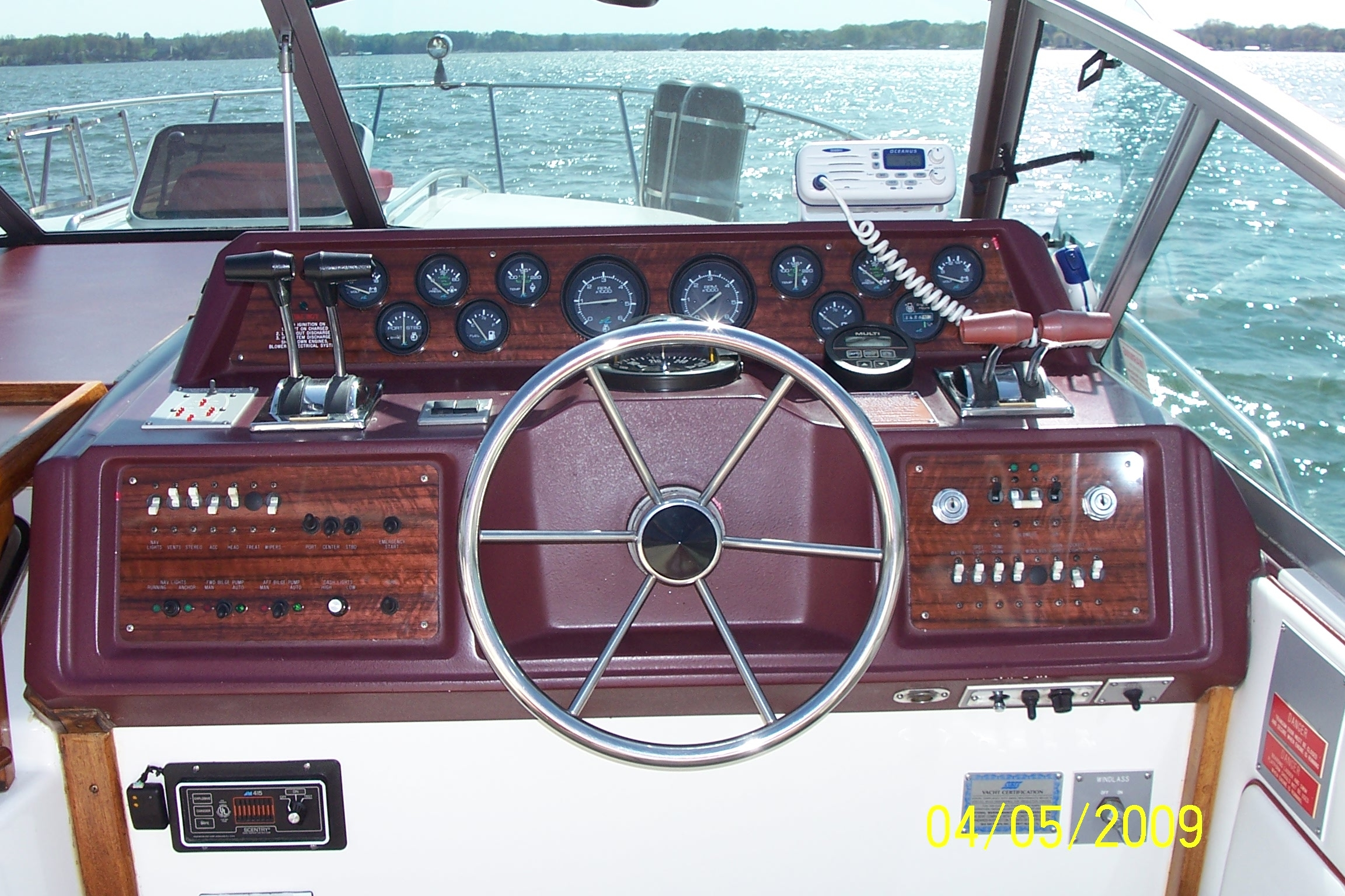 Boat Instrument Panel : Boat instrument panel bing images